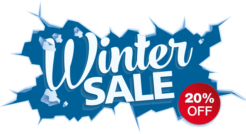 Winter Sale 20% Off