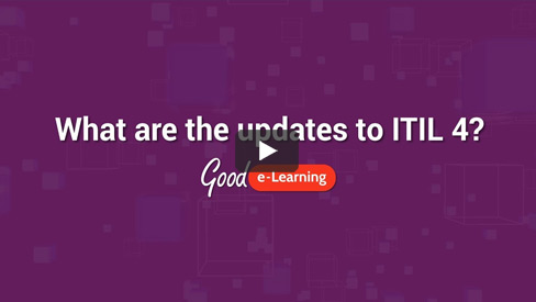 ITIL 4 Updates