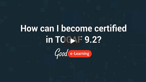 TOGAF 9.2 Certification